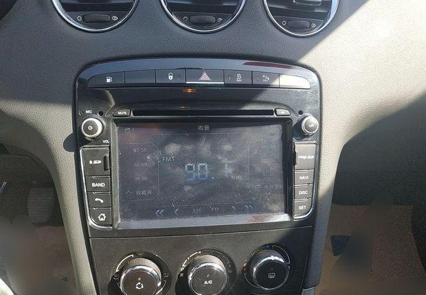标致408 2013款 1.6L 手动 舒适型 (国Ⅳ)