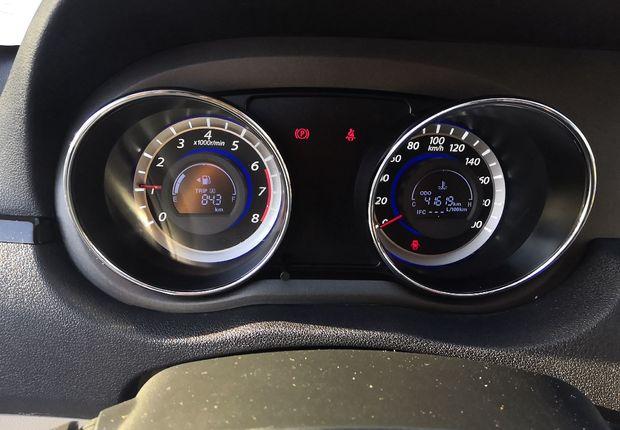 长城腾翼C30 2012款 1.5L 手动 豪华型 (国Ⅳ)