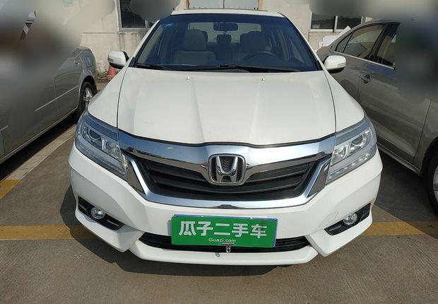 本田凌派 2013款 1.8L 自动 豪华版 (国Ⅳ)