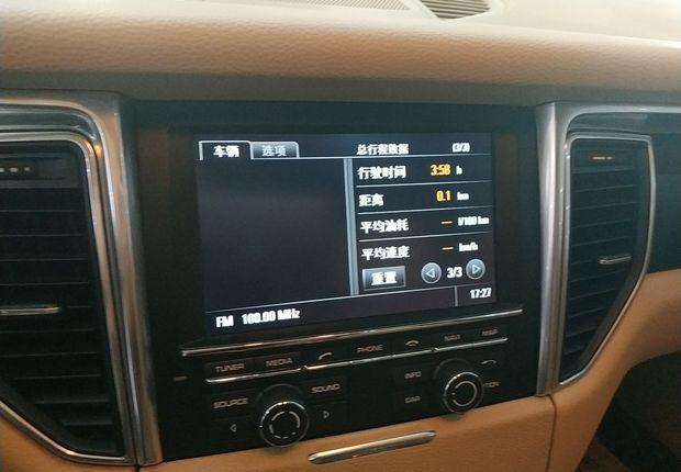保时捷Macan [进口] 2014款 2.0T 自动 四驱