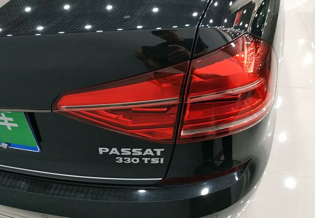 大众帕萨特 2017款 1.8T 自动 汽油 330TSI御尊版 (国Ⅴ)