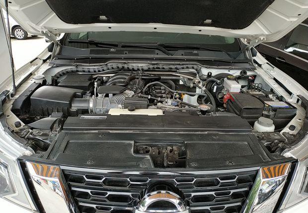 日产途达 2018款 2.5L 自动 后驱 智享版 (国Ⅴ)