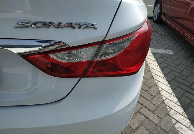 现代索纳塔 2013款 2.0L 自动 GS时尚版 (国Ⅳ)