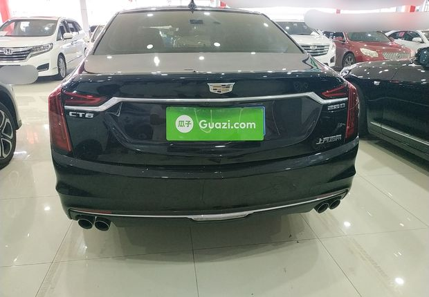 凯迪拉克2019款 2.0T 自动 28T豪华型 (国Ⅵ)