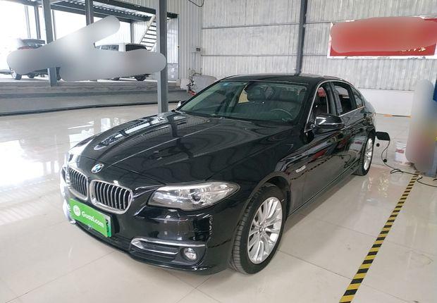 宝马5系 530Le 2015款 2.0T 自动 油电混合 (国Ⅴ)