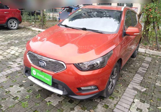 天津一汽骏派D60 2015款 1.8L 自动 尊贵型 (国Ⅴ)