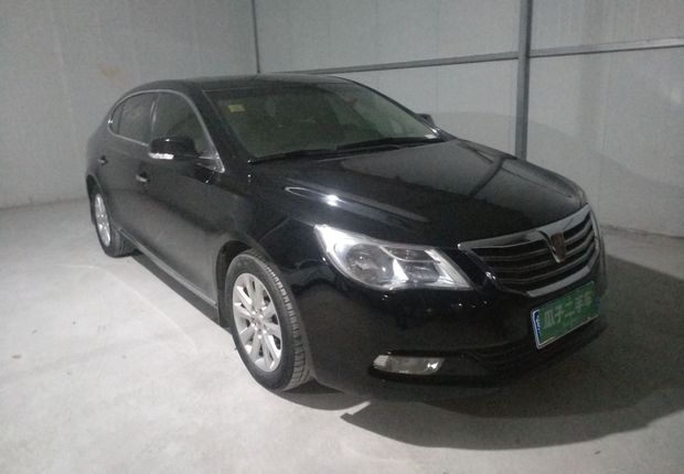 荣威950 2012款 2.0L 自动 舒适版 (国Ⅳ)