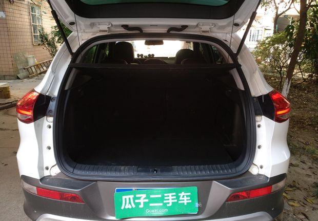 长丰猎豹CS10 2017款 2.0T 手动 风尚型 (国Ⅴ)