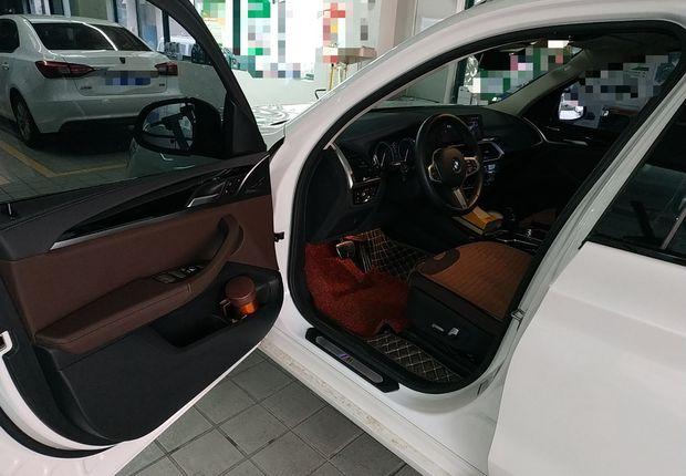 宝马X3 2018款 2.0T 自动 四驱 M运动套装 (国Ⅵ)