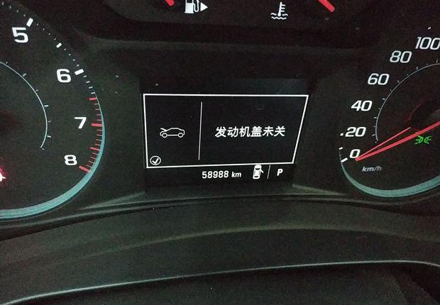 雪佛兰迈锐宝XL 2017款 1.5T 自动 锐驰版 (国Ⅴ)
