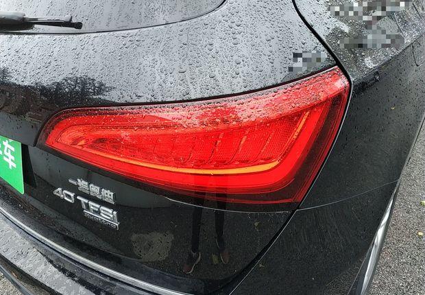 奥迪Q5 2017款 2.0T 自动 四驱 汽油 舒适型 (国Ⅴ)
