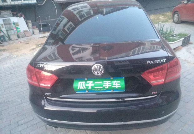 大众帕萨特 2014款 1.8T 自动 汽油 御尊版 (国Ⅴ)