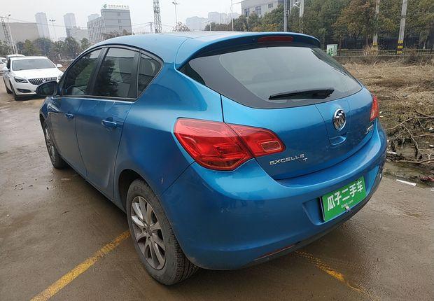 别克英朗XT 2014款 1.6L 自动 舒适型 (国Ⅳ)