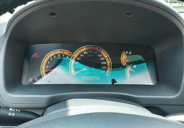 比亚迪F3 2015款 1.5L 手动 舒适版 (国Ⅴ)
