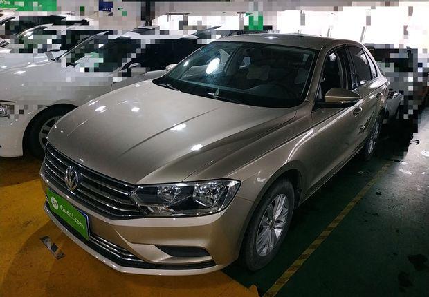 大众宝来 2016款 1.6L 自动 4门5座三厢车 时尚型 (国Ⅴ)