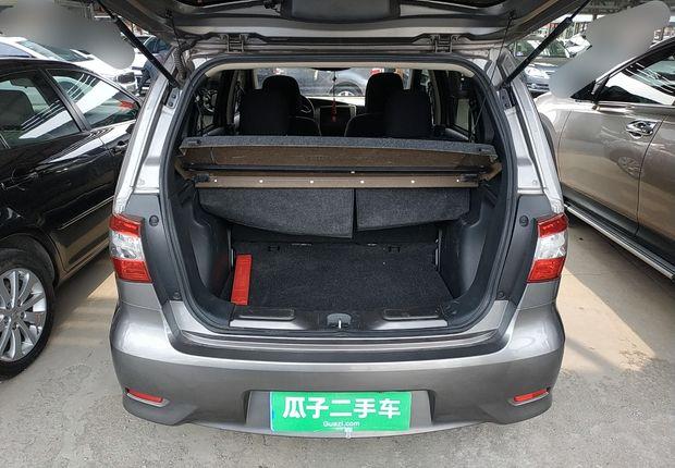 日产骊威 2015款 1.6L 手动 XE舒适版 (国Ⅴ)