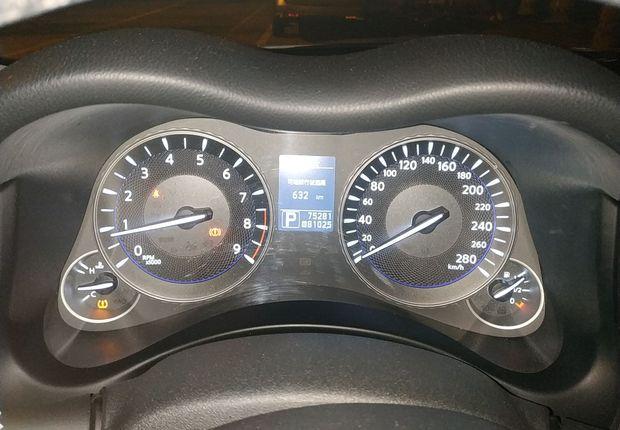 英菲尼迪Q70L [进口] 2013款 2.5L 自动 舒适版