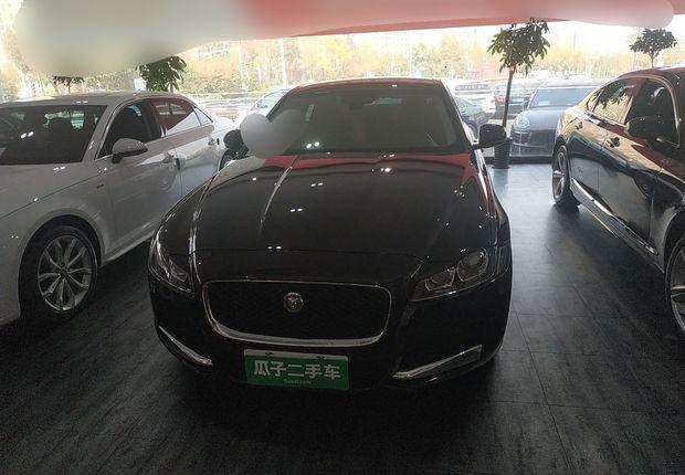 捷豹200PS 2018款 2.0T 自动 风华版 (国Ⅴ)
