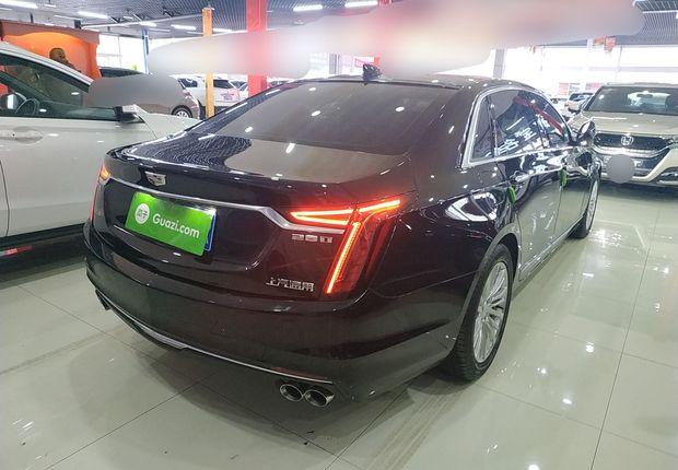 凯迪拉克CT6 2019款 2.0T 自动 28T豪华型 (国Ⅵ)