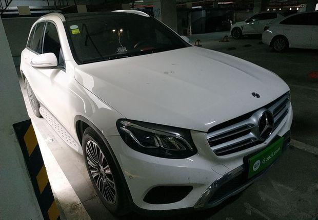 奔驰GLC GLC200 2018款 2.0T 自动 (国Ⅴ)