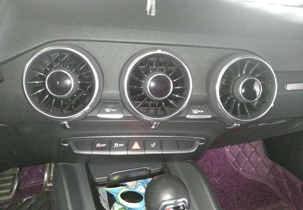 奥迪TT 45 [进口] Coupe 2015款 2.0T 自动 汽油 (欧Ⅴ)