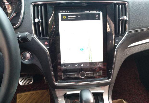 荣威RX5 2016款 1.5T 自动 20T互联网智享版 (国Ⅴ)