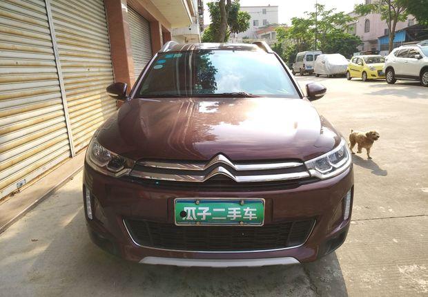 雪铁龙C3-XR 2015款 1.6L 自动 先锋型 (国Ⅴ)