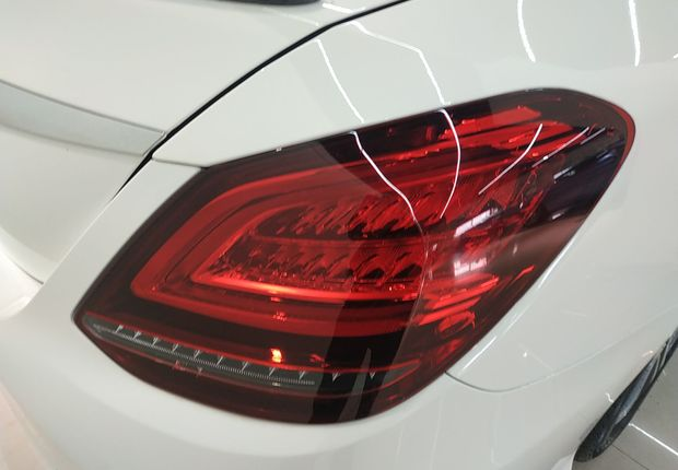 奔驰C级 C260L 2019款 1.5T 自动 运动版 (国Ⅴ)