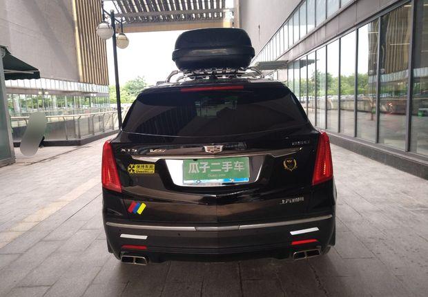 凯迪拉克XT5 2018款 2.0T 自动 25T豪华型 (国Ⅴ)