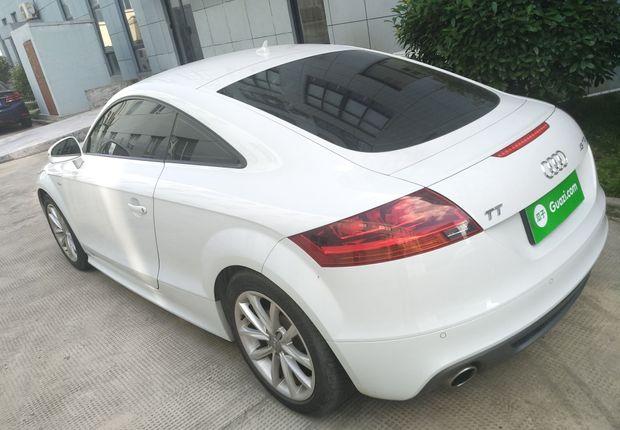 奥迪TT 45 [进口] Coupe 2013款 2.0T 自动 汽油
