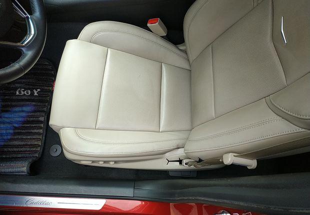 凯迪拉克ATS-L 2014款 2.0T 自动 25T时尚型 (国Ⅳ)