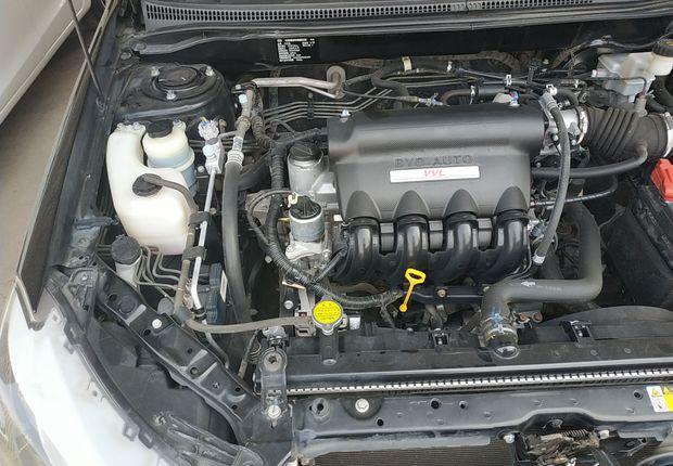 比亚迪F3 2015款 1.5L 手动 豪华版 (国Ⅴ)