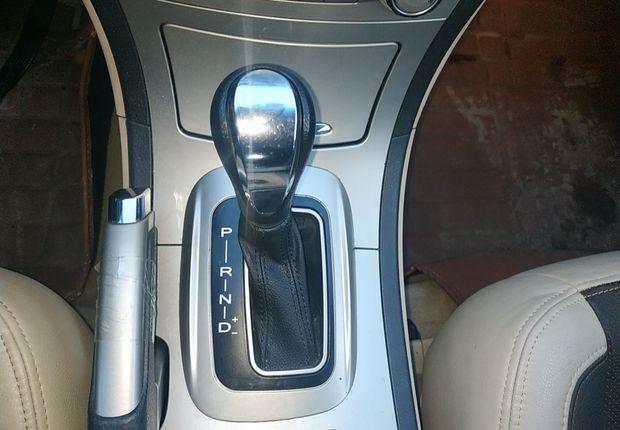 中华尊驰 2011款 1.8T 自动 豪华型 (国Ⅳ)