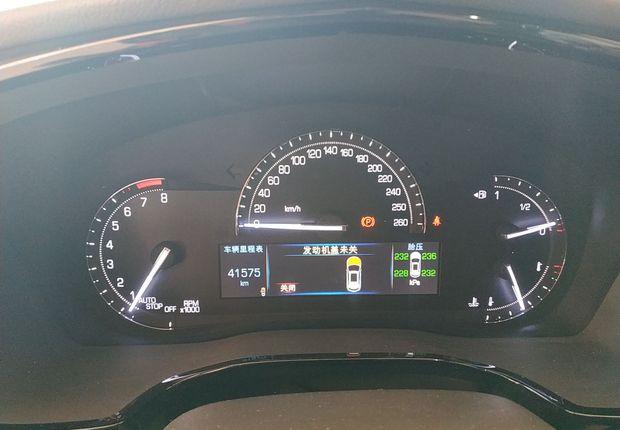 凯迪拉克XT5 2016款 2.0T 自动 25T技术型 (国Ⅴ)
