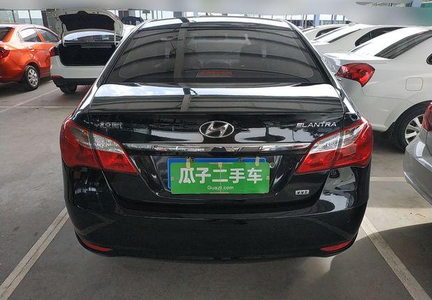 现代悦动 2011款 1.6L 手动 豪华型 (国Ⅳ)