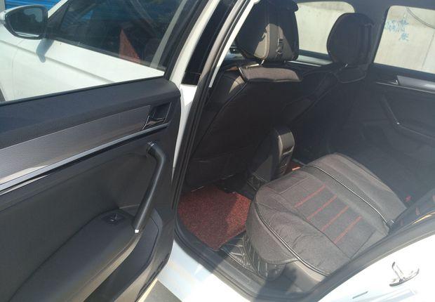 大众宝来 2018款 1.5L 自动 4门5座三厢车 舒适型 (国Ⅴ)