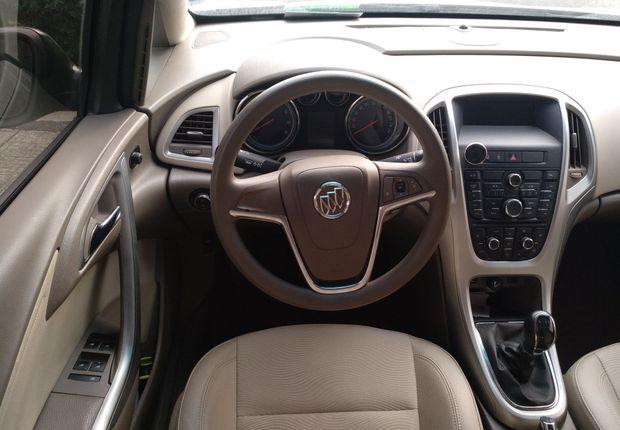 别克英朗GT 2013款 1.6L 手动 进取型 (国Ⅳ)