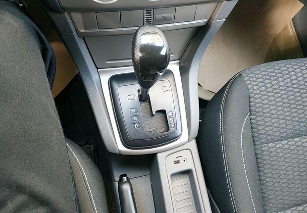 福特福克斯 2013款 1.8L 自动 5门5座两厢车 经典基本型 (国Ⅳ)