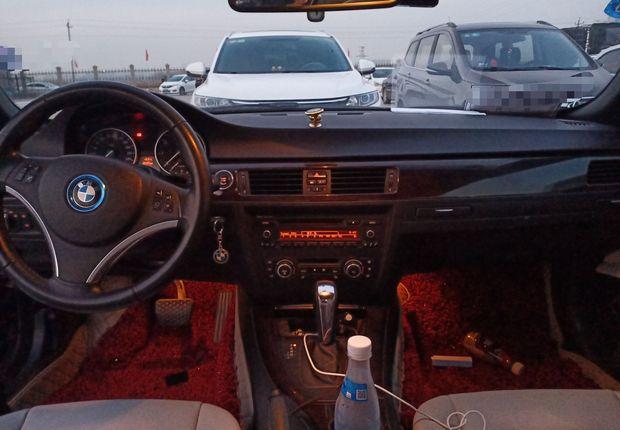 宝马3系敞篷 320i [进口] 2011款 2.0L 自动 汽油