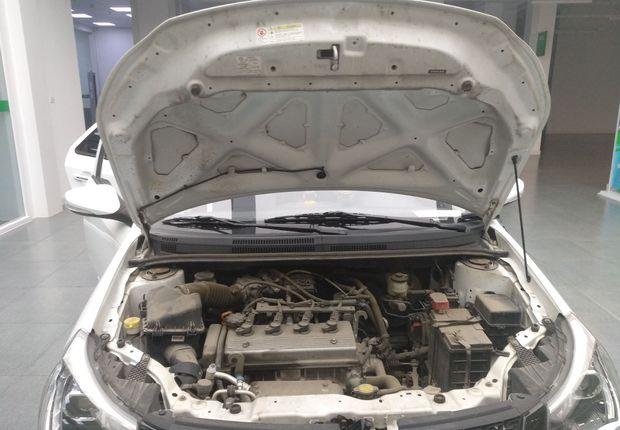 吉利金刚 2017款 1.5L 手动 4门5座三厢车 超值型 (国Ⅴ)