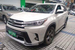 丰田 汉兰达 2018款 2.0T 四驱豪华版 7座 国V