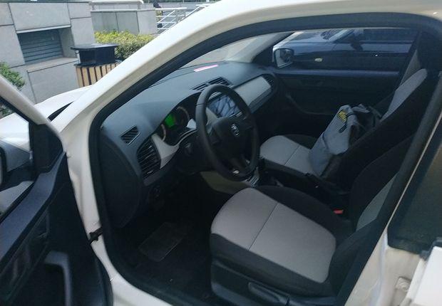 斯柯达晶锐 2017款 1.4L 自动 车享版 (国Ⅴ)