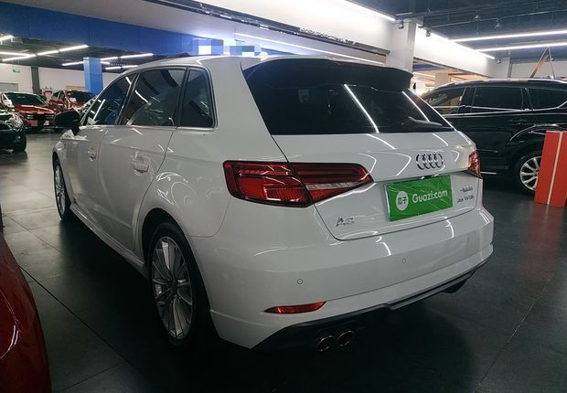奥迪A3 35TFSI 2017款 1.4T 自动 汽油 时尚型Sportback (国Ⅴ)