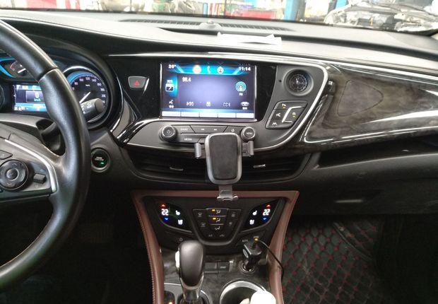 别克昂科威 2016款 2.0T 自动 28T豪华型 (国Ⅴ)