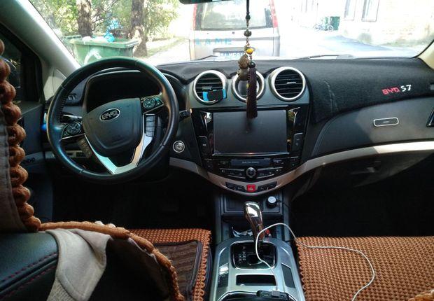 比亚迪S7 2015款 2.0T 自动 升级版旗舰型 (国Ⅴ)