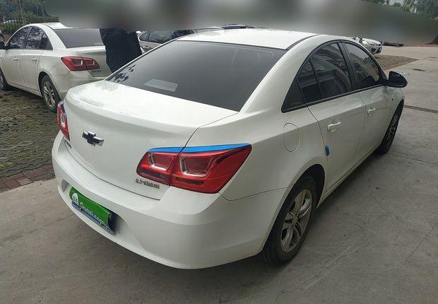 雪佛兰科鲁兹 2015款 1.5L 手动 经典版SE (国Ⅴ)