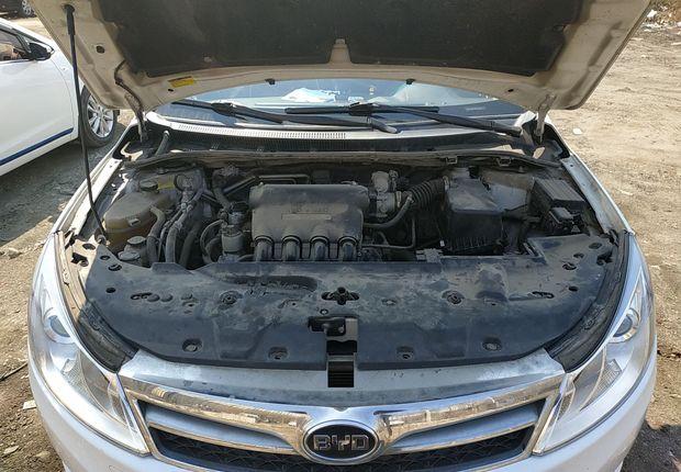 比亚迪2014款 1.5L 手动 豪华型 (国Ⅳ)