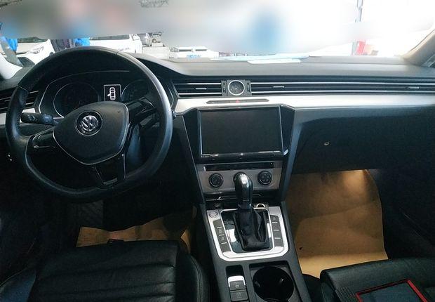大众迈腾 2017款 1.4T 自动 汽油 280TSI舒适型 (国Ⅴ)
