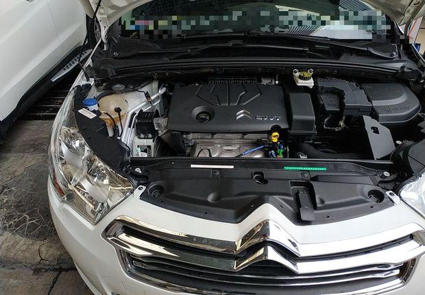雪铁龙C4L 2014款 1.8L 自动 智驱版劲享型 (国Ⅳ)