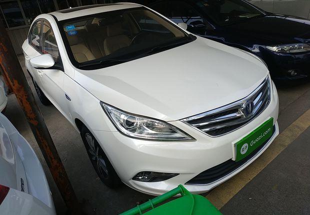 长安逸动 2015款 1.6L 手动 豪华型 (国Ⅴ)